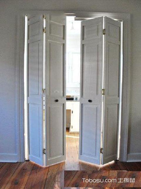 卫生间折叠门效果图空间
