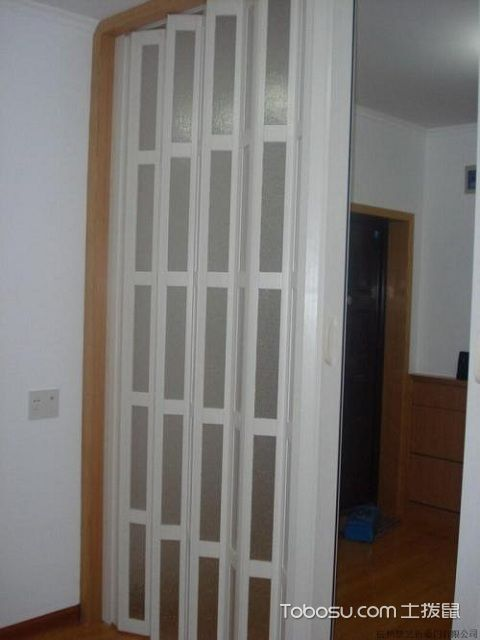 卫生间折叠门效果图材质