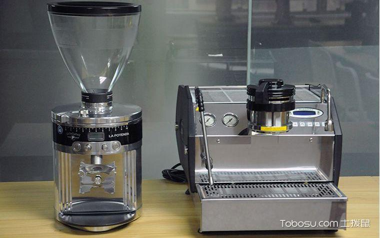 半自动咖啡机_土拨鼠装修经验