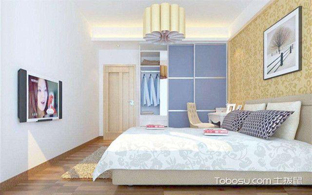 太原115平米装修预算表卧室图