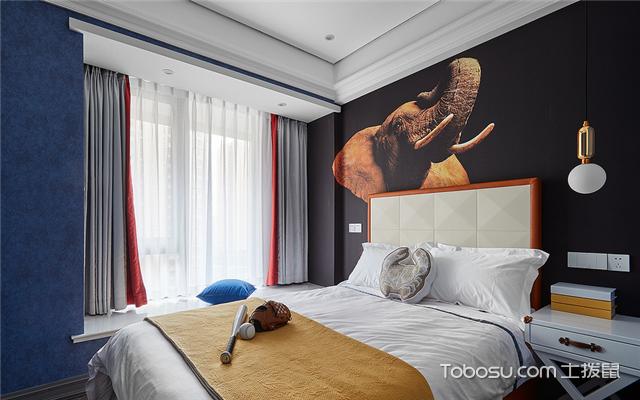 20平米婚房卧室装修