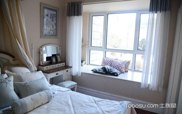 卧室飘窗怎么设计好看案例图1