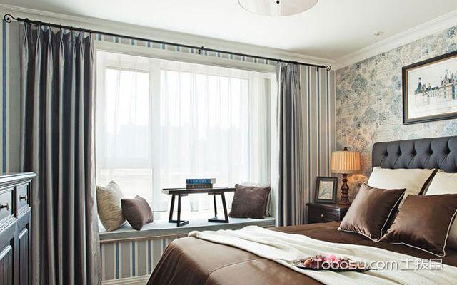 卧室飘窗怎么设计好看案例图5
