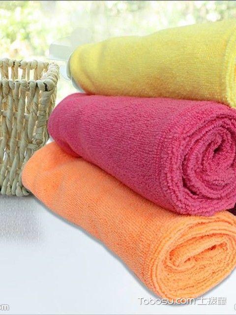 竹纤维毛巾的好处有哪些的各种好处