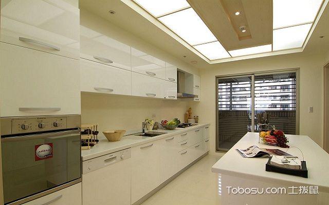 厨房天花吊顶效果图现代