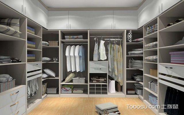 家庭定制衣柜价格多少钱一平米