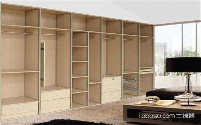 白色门配什么颜色的衣柜