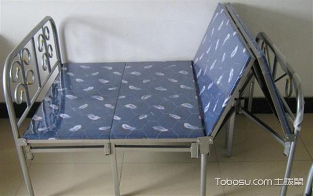 折叠沙发床图片