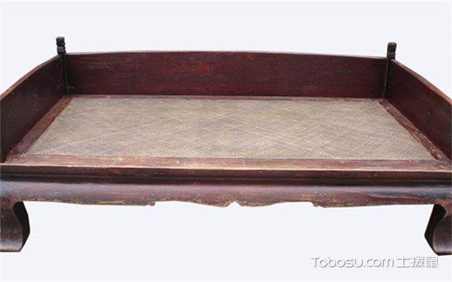 罗汉床摆放效果图之好的罗汉床表面光滑