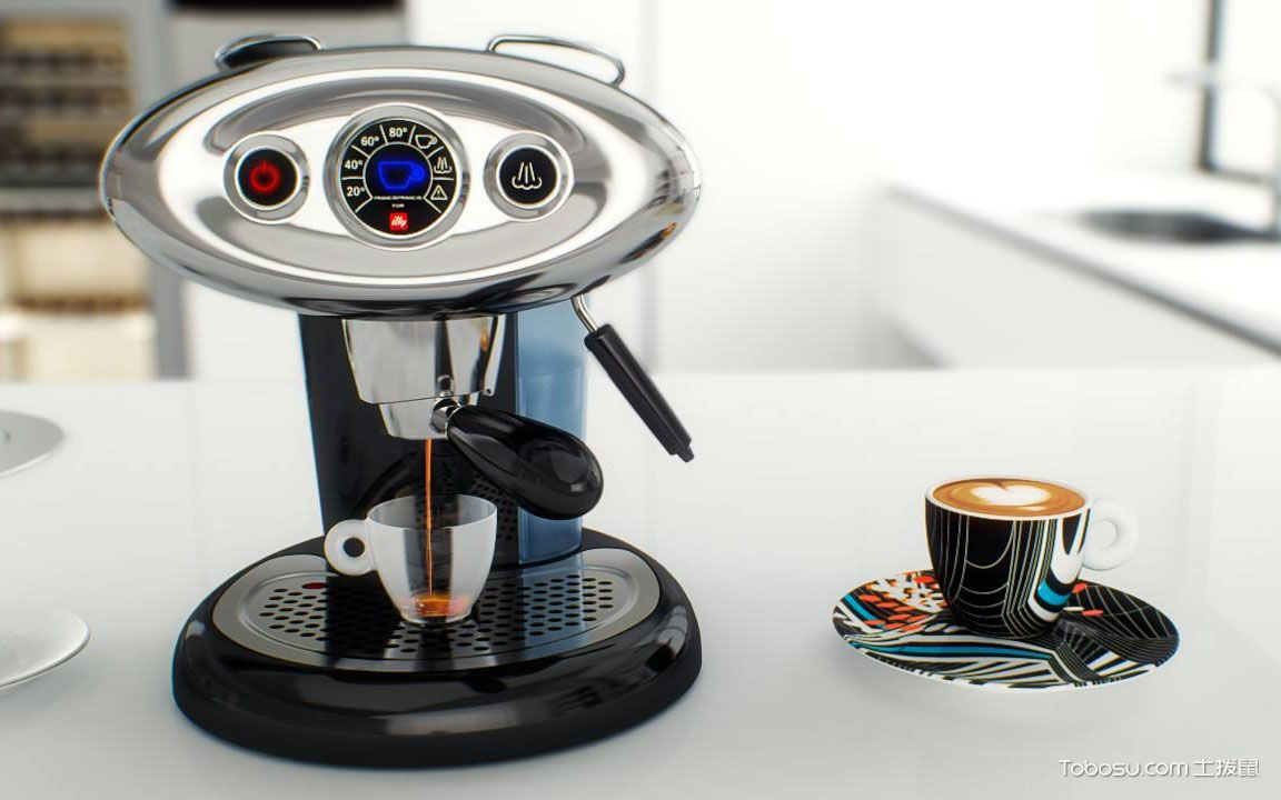 胶囊咖啡机品牌_土拨鼠装修经验
