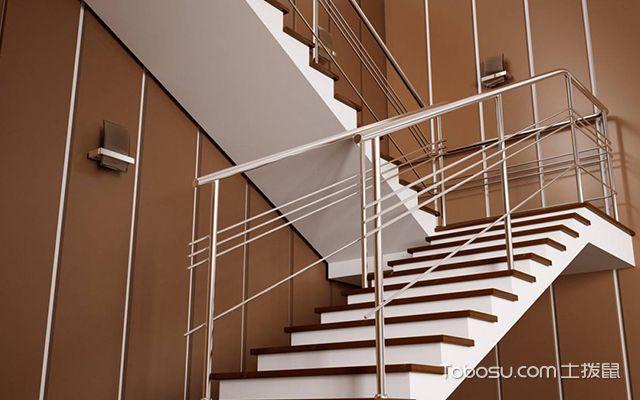 楼梯高度标准尺寸案例图1