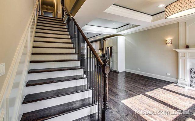 楼梯高度标准尺寸案例图2