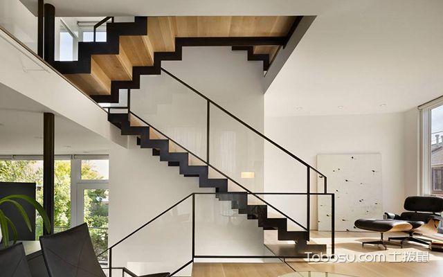 楼梯高度标准尺寸案例图4