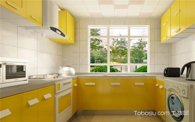 小厨房橱柜怎么设计