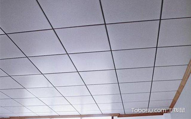 铝扣板吊顶如何拆卸配图