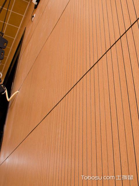 木质吸音板的安装