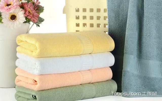 怎样使毛巾变软