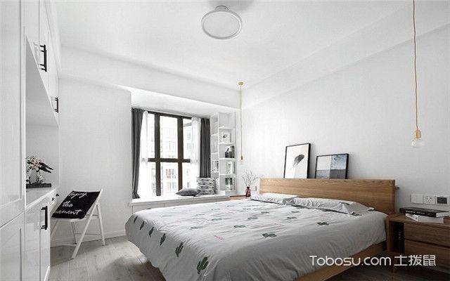 北欧风格loft卧室装修