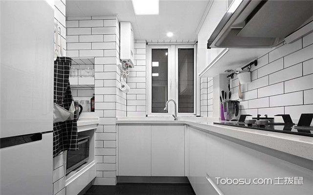 北欧风格loft厨房装修