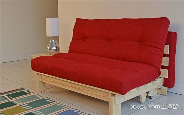 小户型多功能沙发床效果图