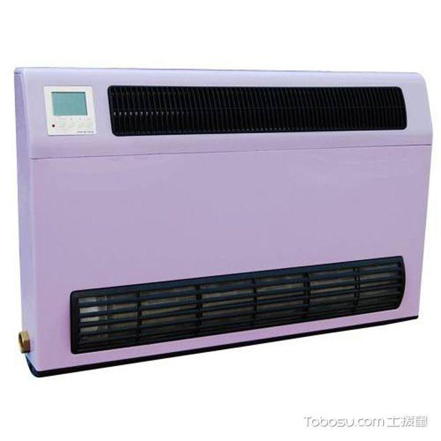 水空调工作原理