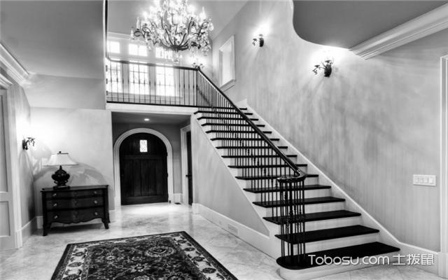复式楼梯设计效果图