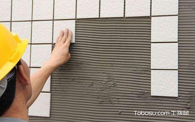 瓷砖粘结剂,如何使用