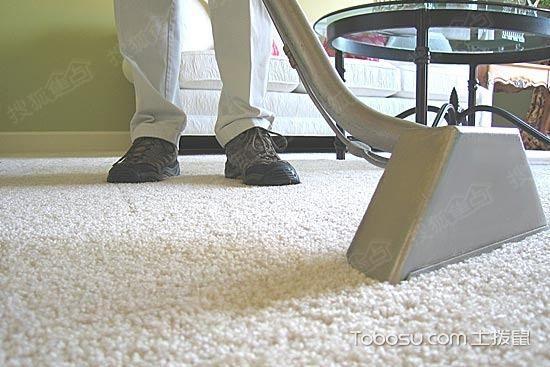 地毯的清洁技巧