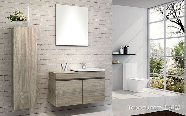 浴室家具效果图_土拨鼠