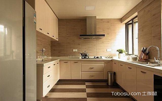 厨房用电设计注意事项案例图1