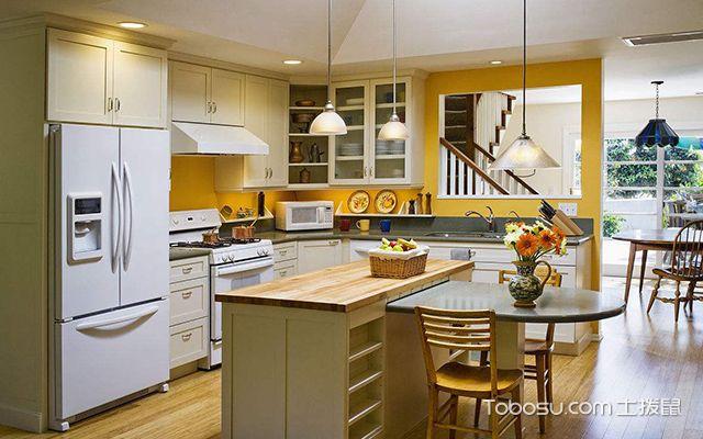 厨房用电设计注意事项案例图2