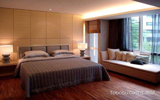 卧室飘窗贴瓷砖效果图