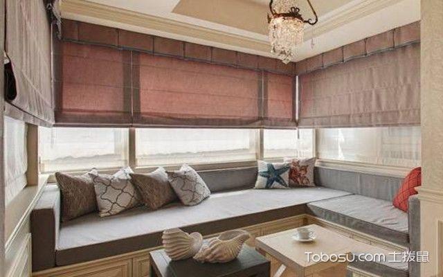 卧室飘窗贴瓷砖好吗
