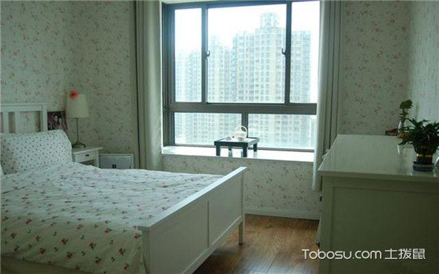 卧室飘窗贴瓷砖效果图二