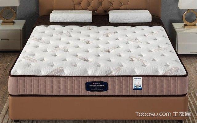 床垫牌子展示图