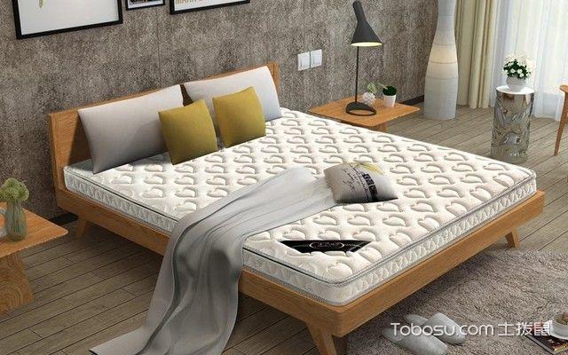 床垫牌子示意图