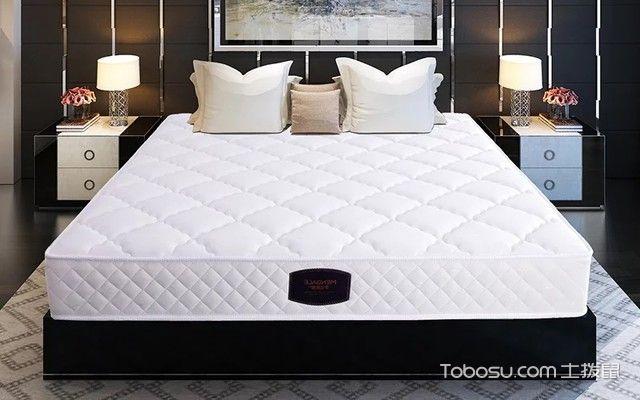 梦洁床垫展示图