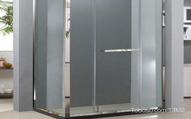淋浴房最小尺寸是多少案例图1