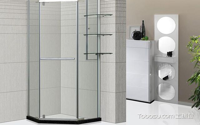淋浴房最小尺寸是多少案例图3