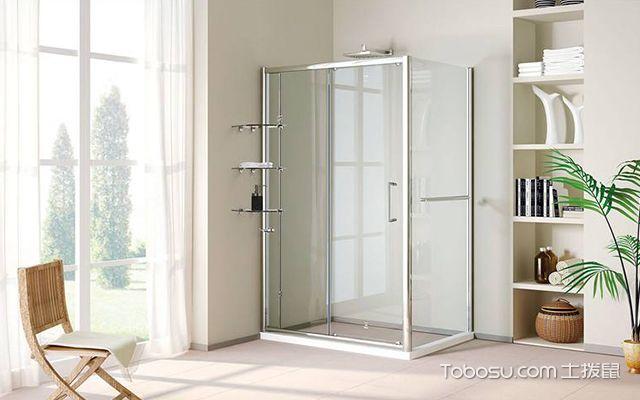 淋浴房最小尺寸是多少案例图2