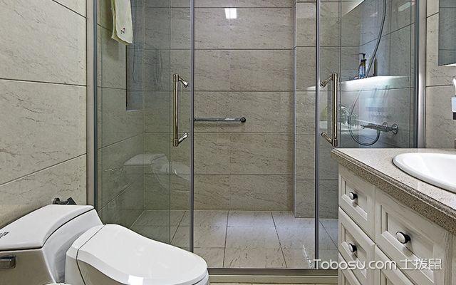 淋浴房最小尺寸是多少案例图5
