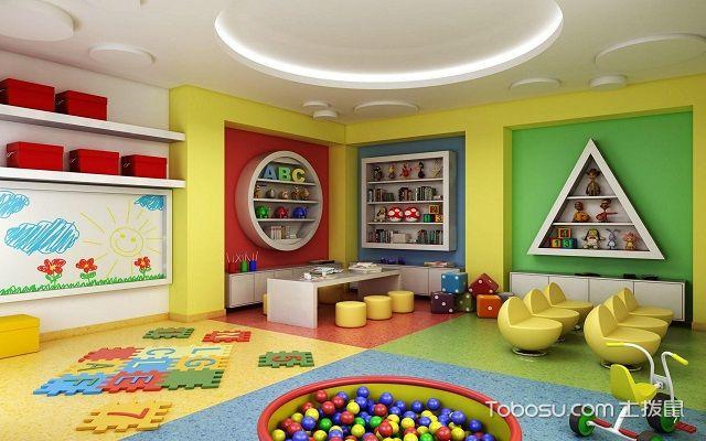 幼儿园装修设计效果