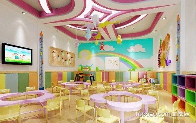 郑州幼儿园装修设计