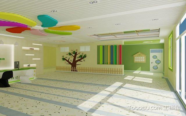 幼儿园装修设计图片