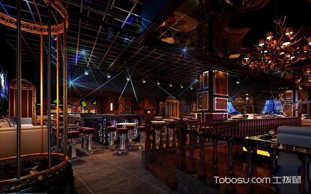 郑州酒吧装修