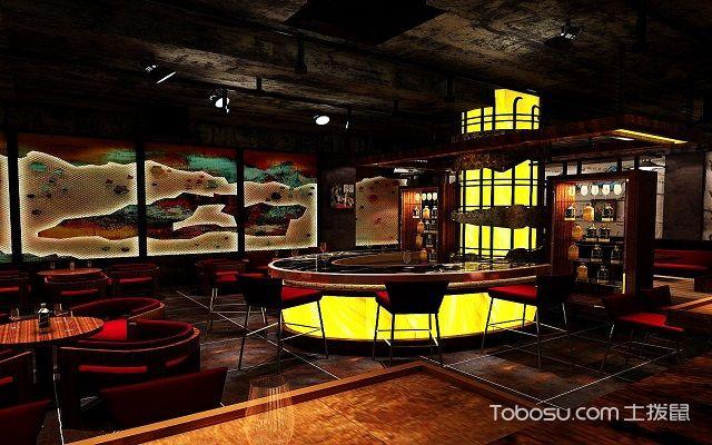 郑州酒吧装修细节