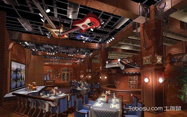 郑州酒吧装修过程