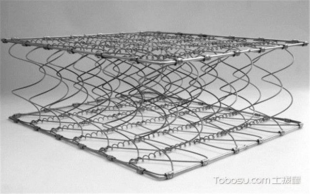 床垫弹簧形状