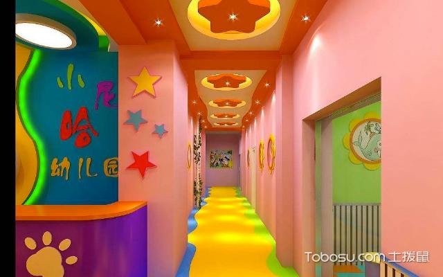 幼儿园装饰装修该注意什么