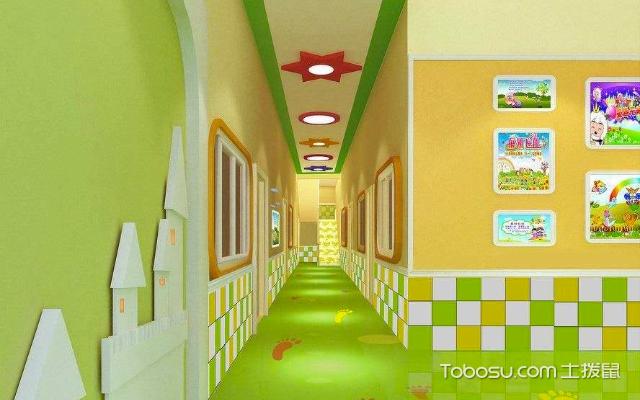 幼儿园装饰墙